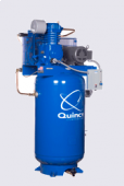 Quincy-Two stage Air Compressor 7.5 HP 3 Phase