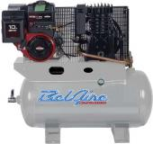 BelAire-Two Stage Gas Dricen Compressor 9 HP