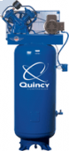 Quincy-Two Stage Air Compressor 5 HP 1 Phase