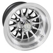 "10"" golf cart wheel"