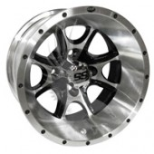 "12"" golf cart wheel"