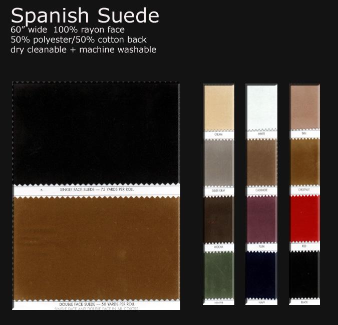 SPANISH SUEDE