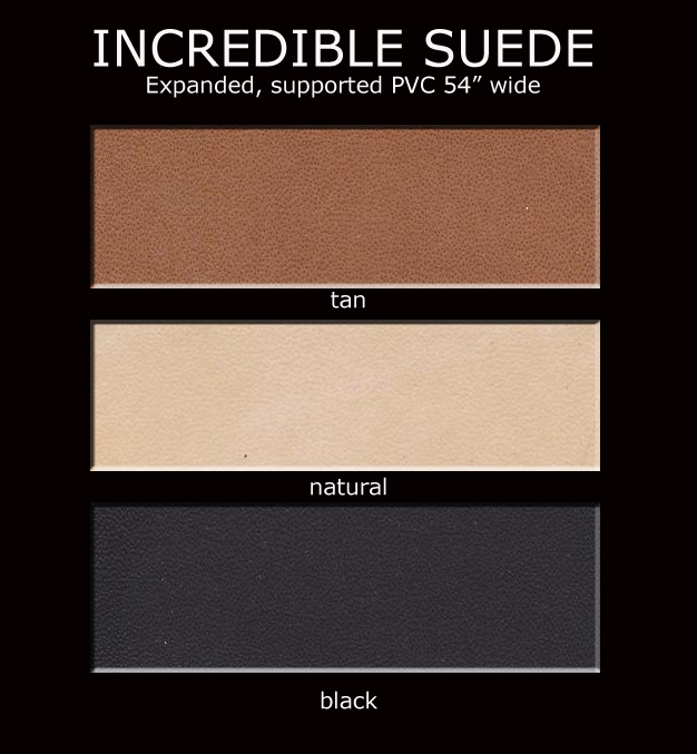 INCREDIBLE SUEDE