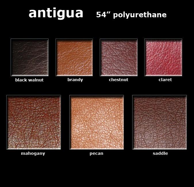Antigua Color Card