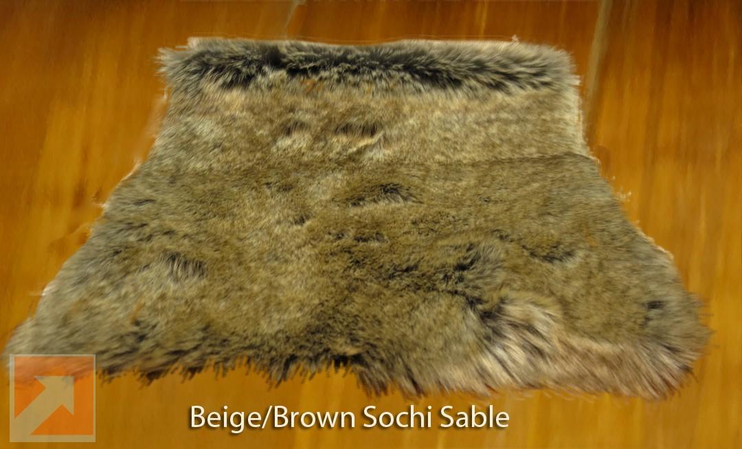 Beige Brown Sochi Sable