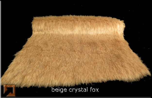 """Genuine Fake""tm Crystal Fox Fur"