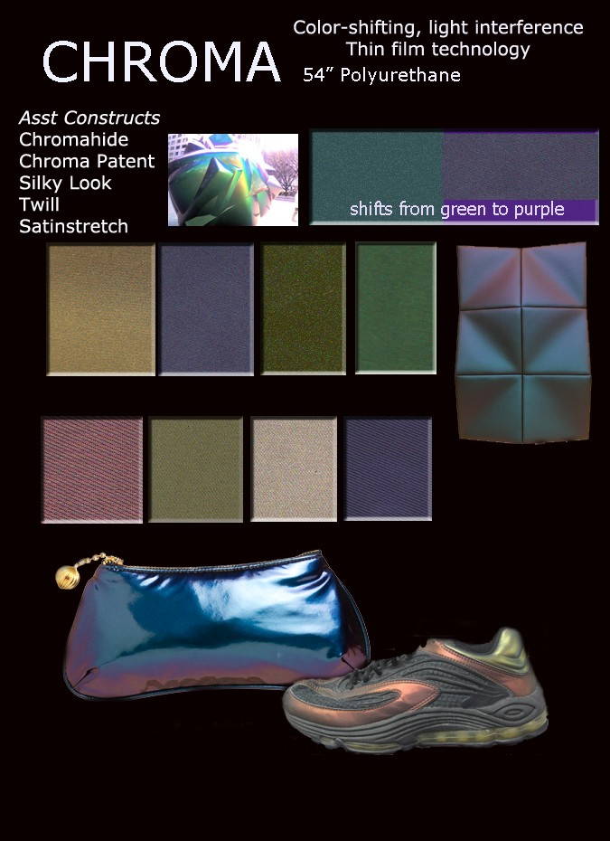 Chroma Color Card