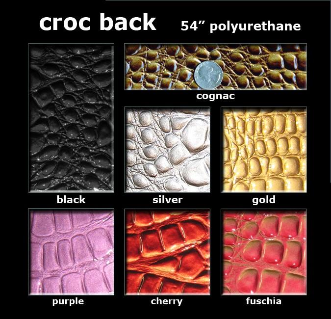 Crocback Color Card