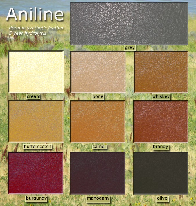 Aniline Color Card