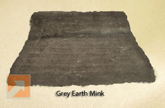 Grey Earth Mink