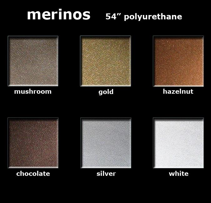 Merinos Color Card