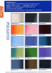 Pulsator Color Card
