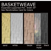 basketweave Color Card