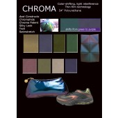Chroma Color Card
