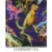 Dinosaur 3D Lenticular Sheet