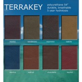 Terrakey Color Card