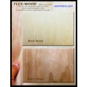 FlexWood Cherry and Birch
