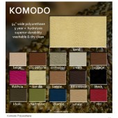 Komodo Color Card