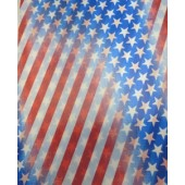 Star and Stripes Lenticular Sheet