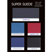 Super Suede PVC Film