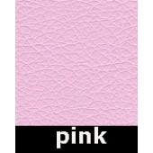 Pink Waxy Pleather Polyurethane