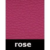 Rose Waxy Pleather Polyurethane