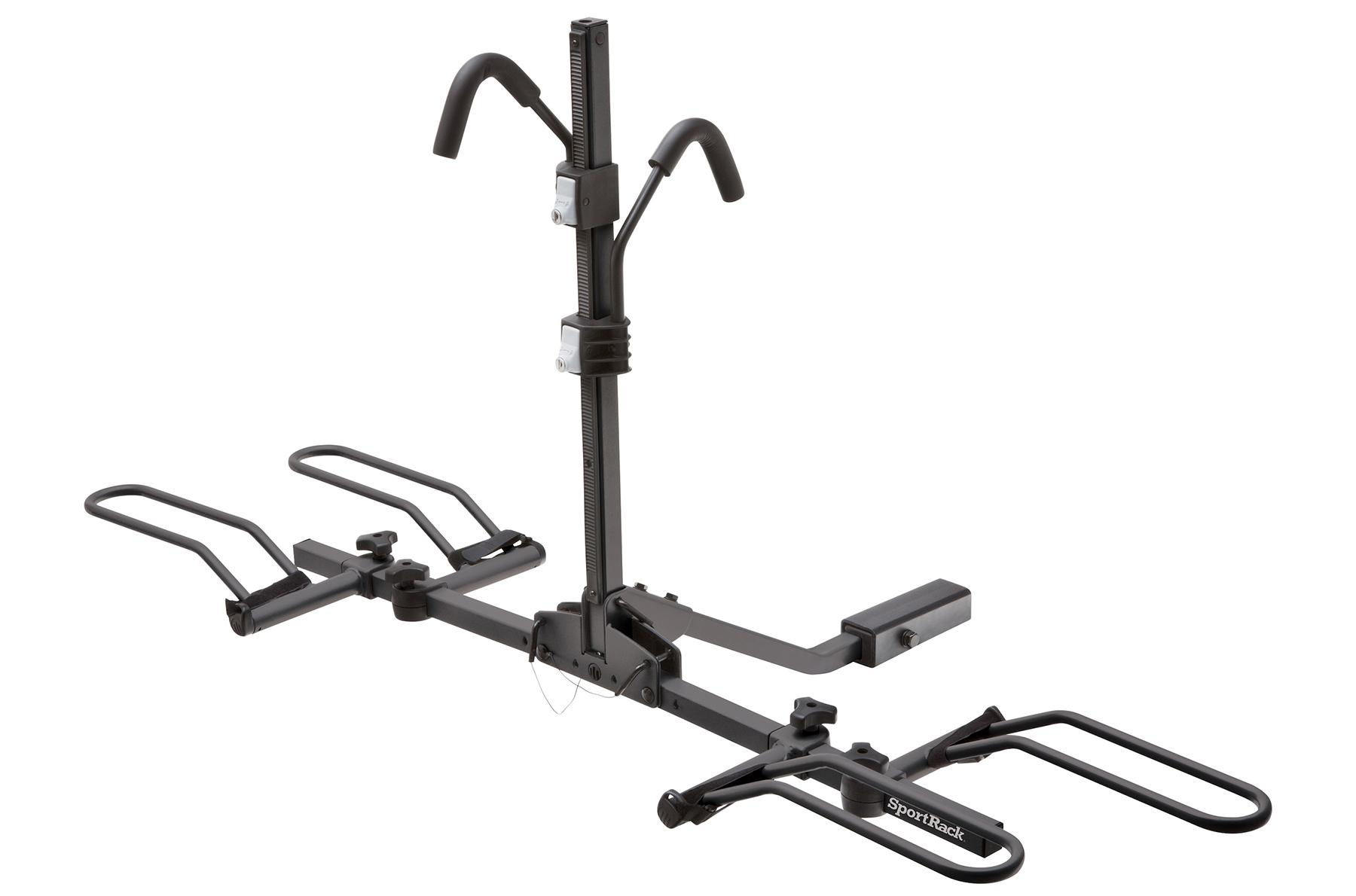 SportRack SR2901BLR - 2 Bike Locking Platform Hitch Rack