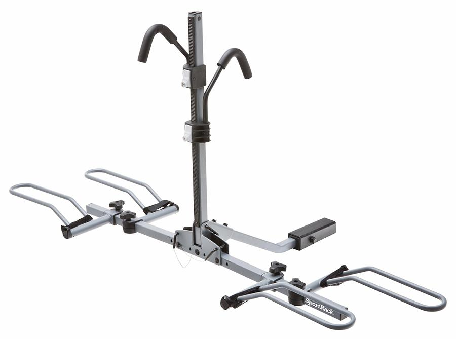 SportRack - SR2901LR 2 Bike Locking Platform Hitch Rack