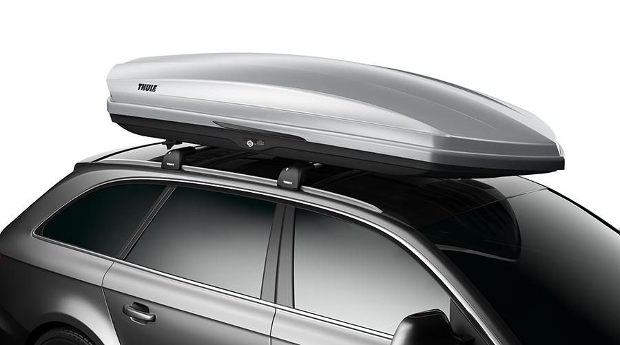 Thule - Sonic 636S Extra Extra Large (XXL) SILVER