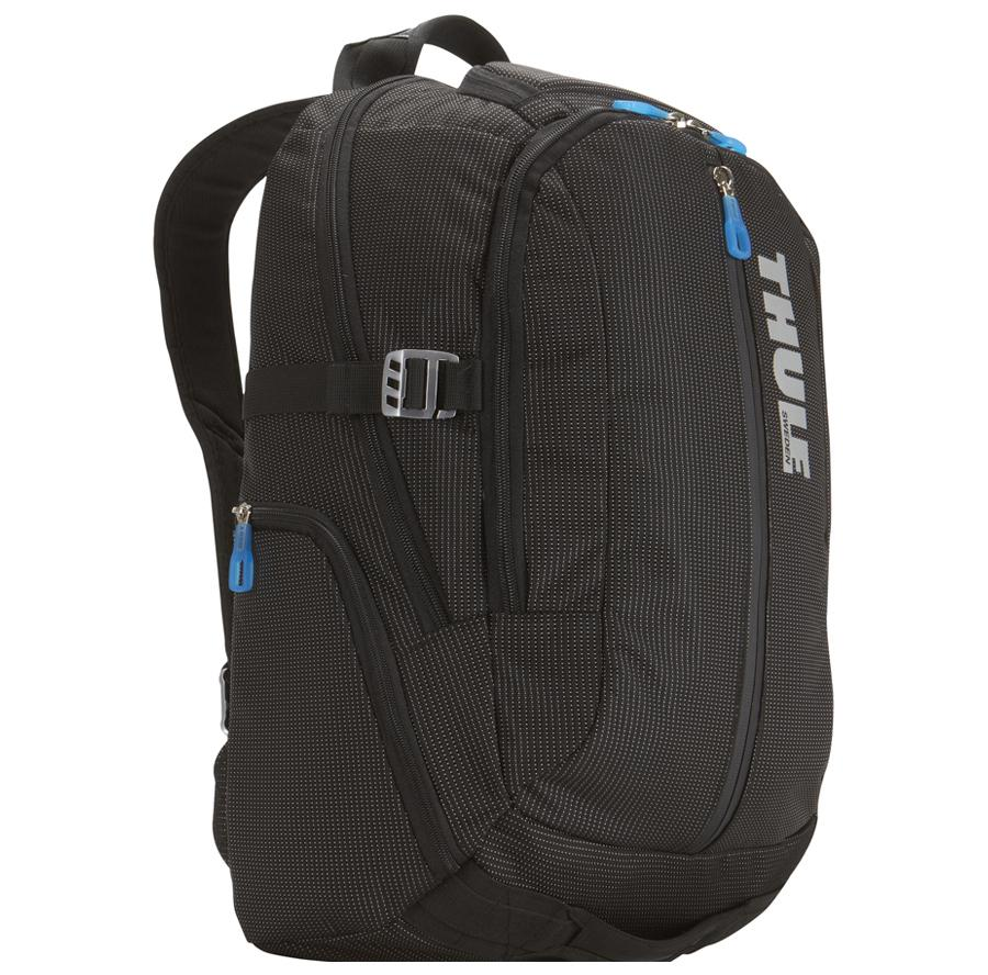 Thule - Crossover 25L MacBook Backpack BLACK