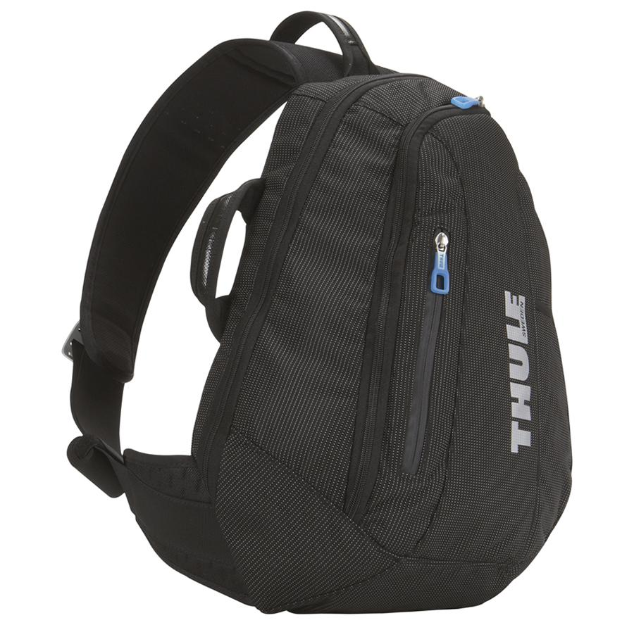 """Thule - Crossover Sling Pack for 13"""" MacBook Pro BLACK"""