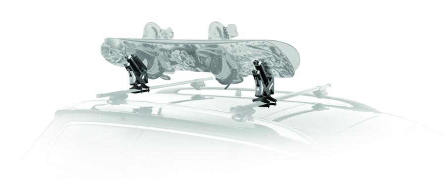 Thule - 575 Universal Snowboard Carrier