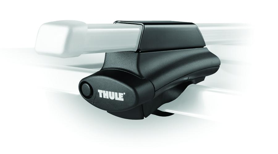 4502 - Thule CrossRoad Railing Half Pack