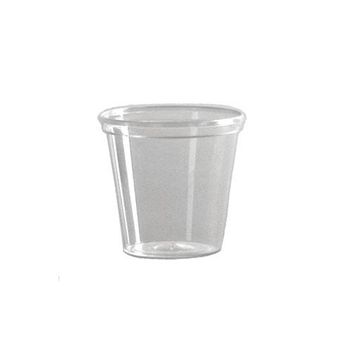 COMET PORTION CUP/SHOT GLASS CLR 2 OZ 50/50'S
