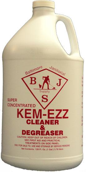 BJS Kem-Ezz Degreaser,  1 Gal. Container