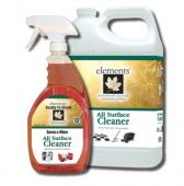 MISCO - Elements All Surface Cleaner - Case (2) 2.5 Gal. Containers