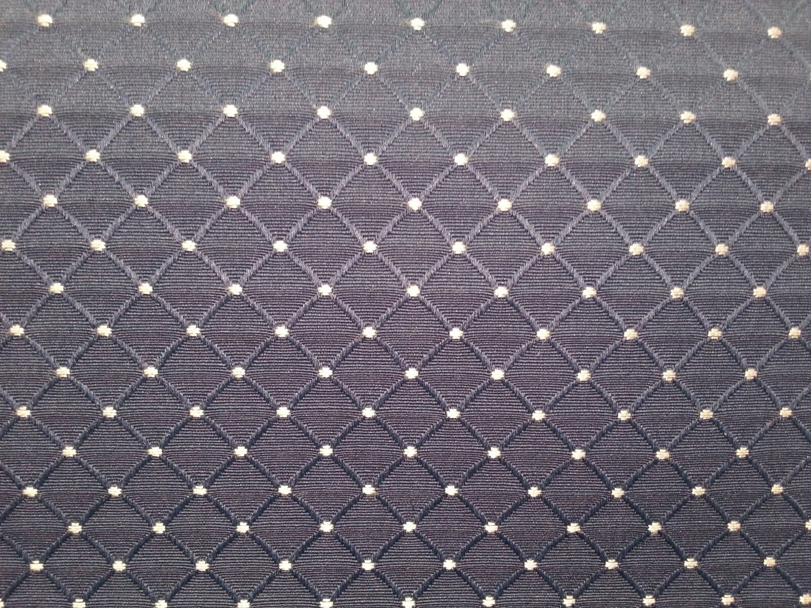 Dover Navy Fabric