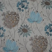 Culp Moonstar Prussian Fabric