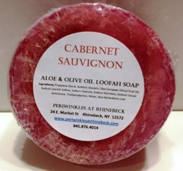 Periwinkles Loofah Soap