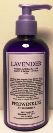 Periwinkles Hand and Body Lotion