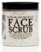Plum Island Face Scrub