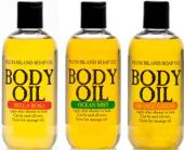 Plum Island Body Oil