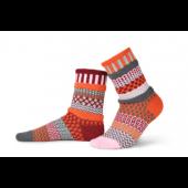 Solmate Socks Persimmon