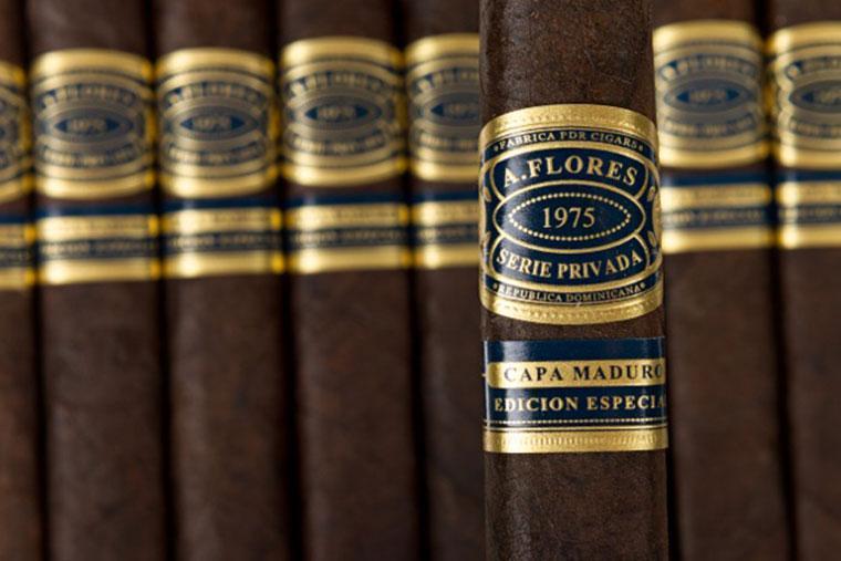 A Flores Serie Privada Maduro SP54 5 Pack