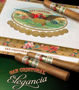 San Cristobal Elegancia Grandioso 5 Pack