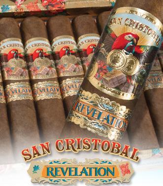 San Cristobal Revelation Leviathan 5 Pack