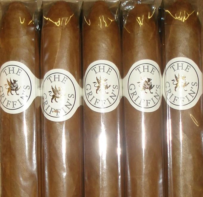 The Griffins Robusto Maduro 5 Pack