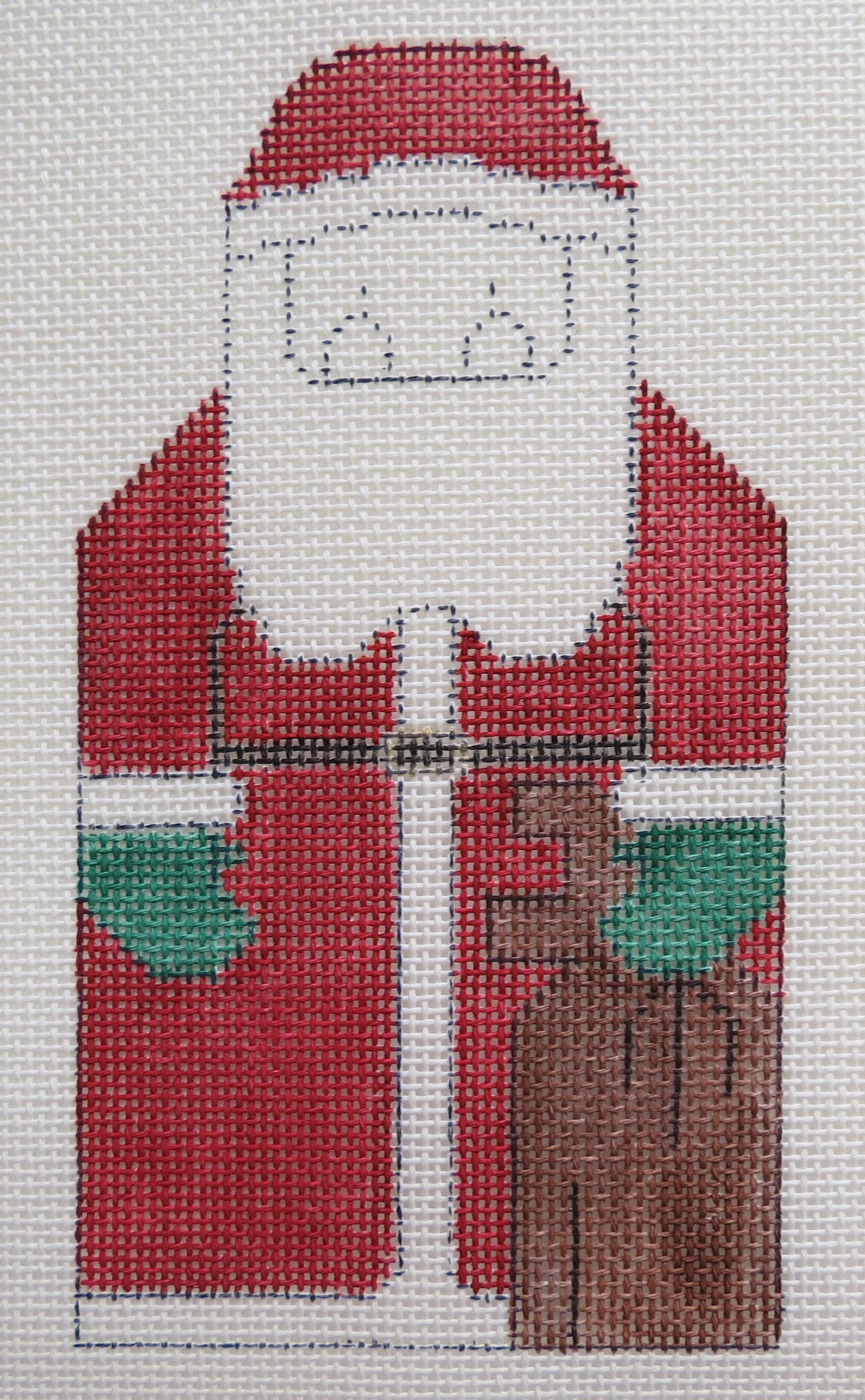 Stitcher's Santa