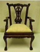 Chippendale Dolls Chair