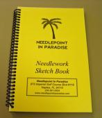 Needlepoint Sketch Book